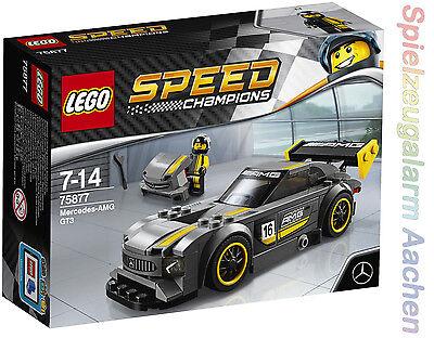 LEGO 75877 Speed Champions Mercedes-AMG GT3 Rennfahrer-Minifigur Race  N4/17  ()