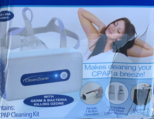 Clean Zone - Affordable & Portable CPAP Cleaner & Sanitizer