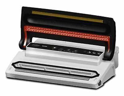 Caso VC 200 PROFI Vakuumierer #1390 Vakuumiergerät Folienschweißgerät+2 Rollen