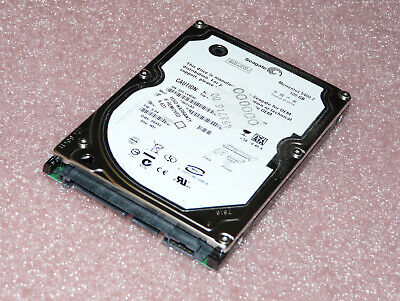 Ata 6 Notebook Hard Drive (120GB Seagate ST9120821AS 5400rpm Notebook Festplatte S-ATA HDD 6,3cm (2,5