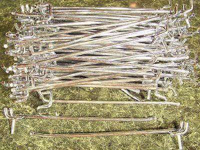 100pc 8 Inch Pegboard Hooks For 14 Peg Board Heavy Duty New Big Metal Hook 8