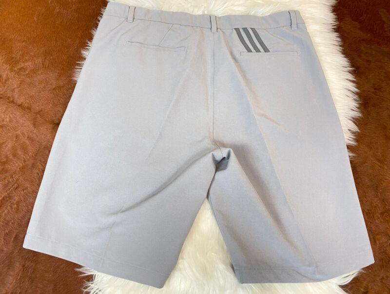 Adidas Ultimate Men's Stripes Golf Shorts Size 38
