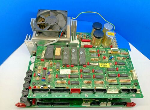 NSM WALL MOUNT CD JUKEBOX HYPERBEAM COMPLETE COMPUTER ASSEMBLY VER. 0106