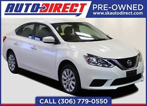 2017 Nissan Sentra 1.8 SV HEATED SEATS / POWER GROUP / BACK U...
