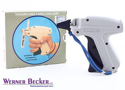 Etikettierpistole ARROW 9L mit langer Nadel für STANDARD Hefftäden