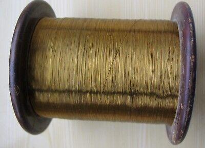250 M. Manganin Wire 0.08 Mm 0.0031.