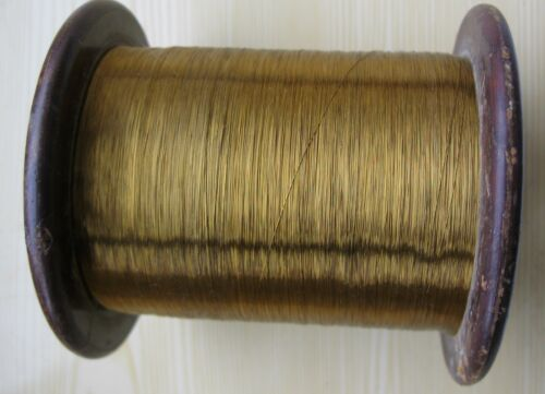 15,0  m. MANGANIN  WIRE 0.35 mm .