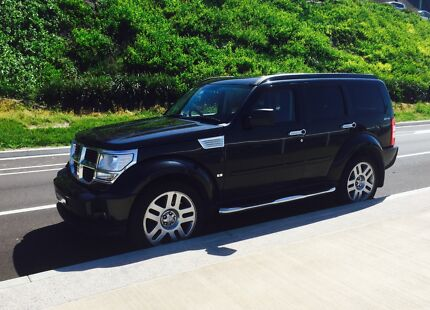 MASSIVE PRICE DROP! 2009 Dodge Nitro SXT Luxury Plus. Must Sell North Lambton Newcastle Area Preview