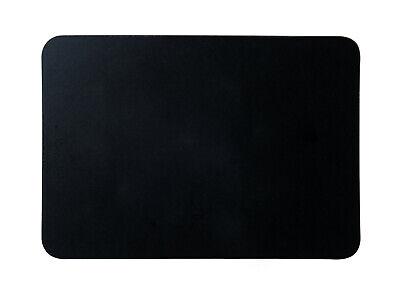 Handliche Kreidetafel mit schwarzer Oberfläche, rahmenlos, 30 x 21 cm Tafel, Rahmenlos