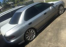 1998 Subaru Impreza RX AWD Manual low klms good little car Redcliffe Redcliffe Area Preview