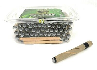Organic Natural Leaf Wraps/ Pre-rolls (L Size) 50 rolls