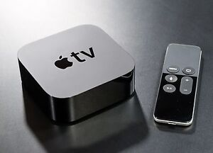 Brand new Apple TV 4
