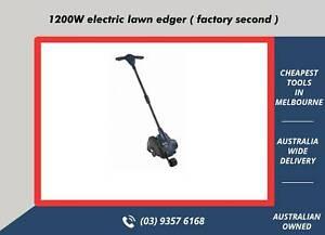 1200W Electric Lawn Edger - Three Level Depth Adjustment