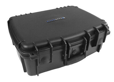 Waterproof Headset Suitcase Fits Oculus Rift VR Headset , Controllor and Accessories