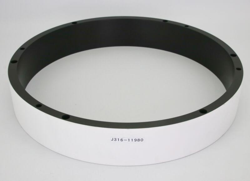 11980 Tokyo Electron Ring Btm Shield 3d10-100844-11