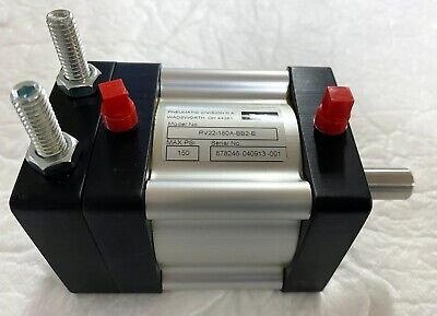 New Parker Pv22-180a-bb2-b Pneumatic Rotary Actuator