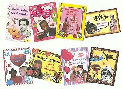 Vulgar Valentine's Day Cards (Funny Satire) Bundy, Cosby, Michael Jackson, etc. - Valentine Cards Funny