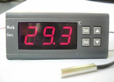 1 Of Dc 12v Digital Temperature Controller Thermostat F Fahrenheit Mms