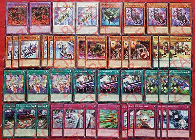 Aurora Deck - Yugioh F.A. Deck 44 Cards F.A. Dark Dragster *Ancient Gear Golem* Dawn Dragster