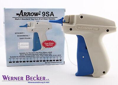 Etikettierpistole ARROW SA mit Nadel normal für STANDARD Hefftäden