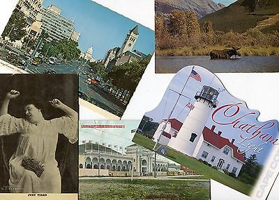 Postcard Bargain Store