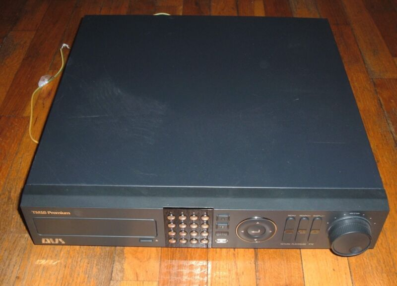 AVS TM Premium 16 TM16 Channel Standalone DVR