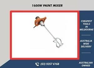 1600W PAINT MIXER - 230 VOLTAGE
