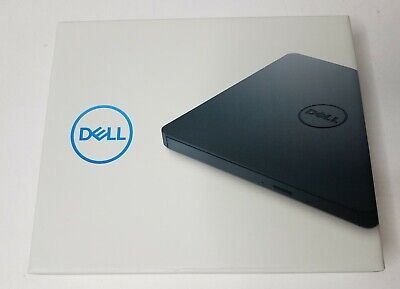 NEW SEALED Dell USB Slim DVD Drive DVD +/- RW USB 2.0 DW316 08J15V