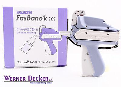 FasBANOK 101 für Sicherheitsfäden FasLoop 80 oder 130 mm