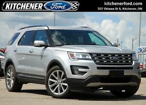 2016 Ford Explorer Limited 4WD/MOONROOF/LEATHER/BLIS