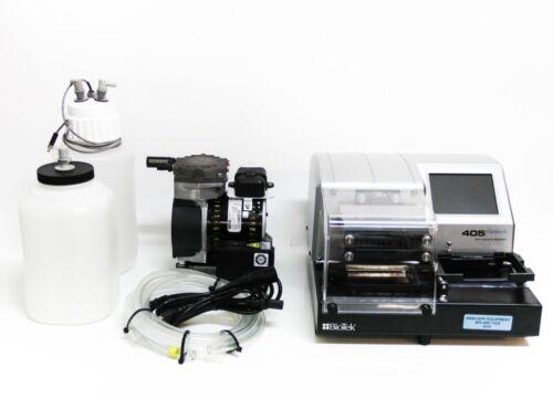 BioTek 405 Select 405TSUS Microplate Washer 96 Well w/ Ultrasonic (6025)