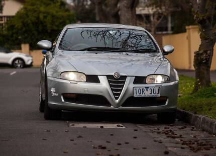 2004 Alfa Romeo GT 3.2 Manual Coupe RWC, LOW KMS, OPTIONED St Kilda East Glen Eira Area Preview