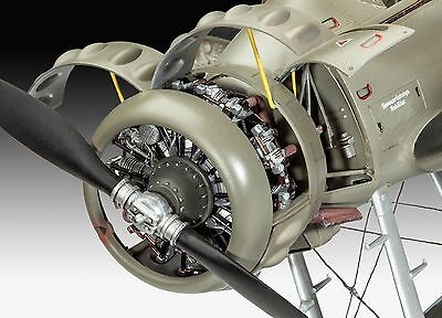 Revell 04922 Arado Ar196B 1:32 Kampfflugzeug Flugzeug Wasserflugzeug Bausatz