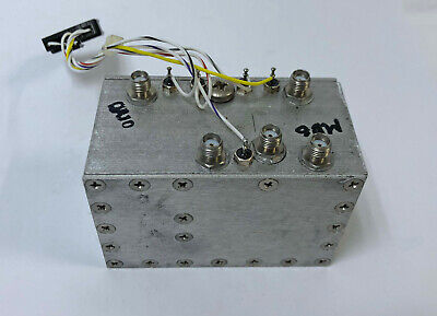 Ifr Fmam-1200s Communications Service Monitor Output Amplifier Assembly Tested
