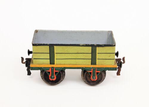 Vintage Marklin Gondola Feight Car Tinplate
