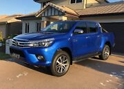 2015 Toyota Hi-Lux SR5 Hi-Rider 2WD North Lakes Pine Rivers Area Preview