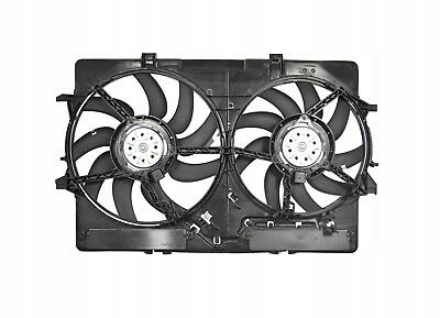 RADIATOR CONDENSER COOLING FANS ASSEMBLY PACK AUDI Q3 A4 A5 Q5 8K0 2,0TDI 2008-