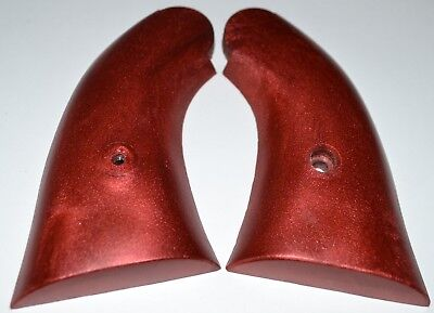 Uberti 1858 small grip frame pistol grips super russet plastic with screw for sale  Gabbs