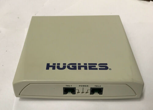 Hughes Line Powered 2-4 Wire ISDN Adapter