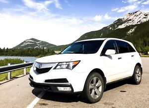 LOW KMS ACURA MDX 2010 SH-AWD 7 SEATS NEW TIRES