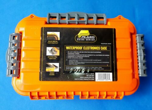 Plano Waterproof Electronics Carry Case, Good to 1 Meter, 146070, Safe Valuables