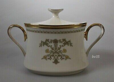 LENOX Castle Garden Sugar bowl with lid 3 1/8