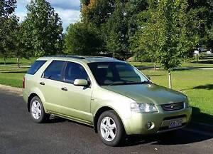 Ford SX Territory Ghia All Wheel Drive SUV 5 seat 4.0 Sports Auto Glen Innes Glen Innes Area Preview