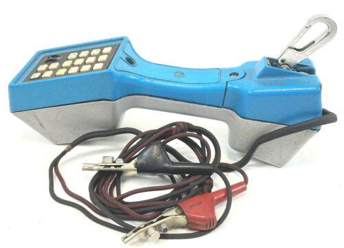 HARRIS DRACON TS22-109 Linemans Handset Butt Set