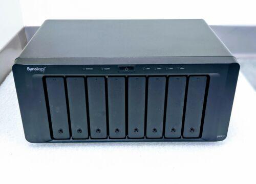 Synology DS1813+ 8-Bay Desktop NAS DiskStation 2GB RAM (Diskless)