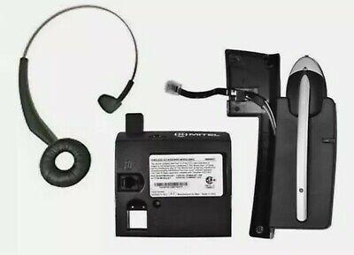 Mitel 50005712 Cordless Headset Dect Wireless Kit Charging Base Module