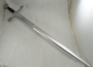 Full Size Excalibur Sword Foam/Resin Cosplay/Role Play/Theatre Halloween 110cm!!