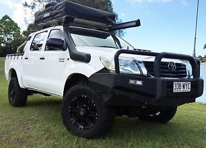 2012 Toyota Hilux 4x4 Double Cab 3.0L Diesel SR5 Kit Burleigh Waters Gold Coast South Preview