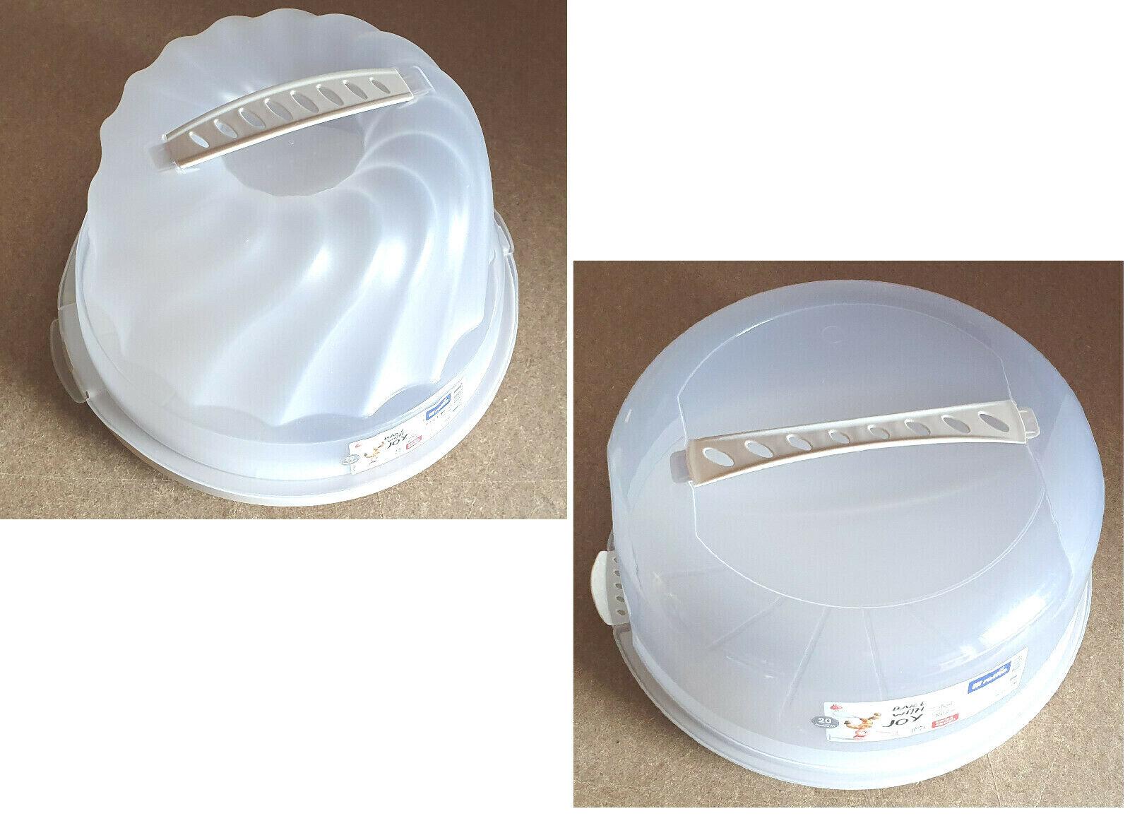 Rotho Kuchen Transport Behälter Aufbewahrung Box versch. Varianten BPA Frei Neu