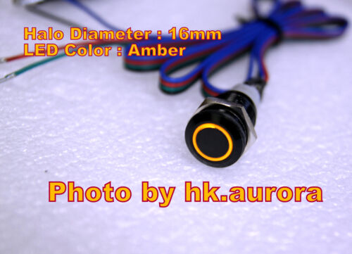 BMW E60 Sport mode unlock cable wire pins Amber LED Button 16mm 5 series wiring